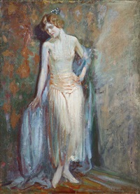 flapper by everett shinn