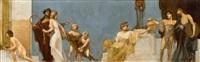 mythologische szene by austrian school-vienna (20)