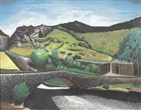 paysage de montagne by ahmed krifla