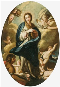 inmaculada by juan bautista de la peña