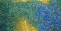 untitled (diptych) by paramjit singh