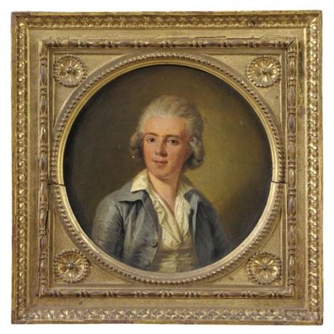 ritratto di clemente damiano conte di priocca by ludwig guttenbrunn