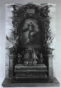 altarmodell by veit koniger