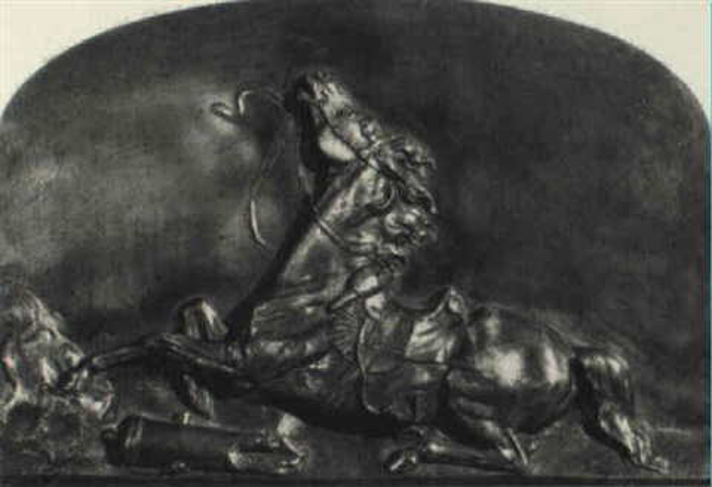 a horse by john quincy adams ward