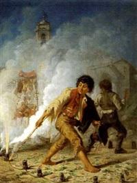 böhlerbuben by august von heckel