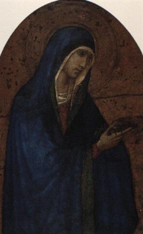 the mater dolorosa by agnolo di taddeo gaddi