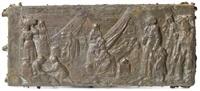 women's memorial bas-relief panel by anton van wouw
