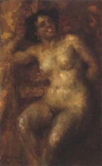 la nuda sorridente by giuseppe maldarelli