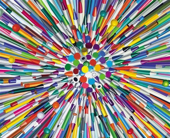 pens 7 筆 7 by hong kyong tack