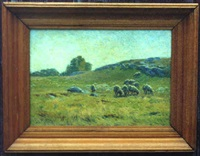 old sheep pasture by charles henry hayden
