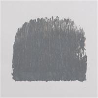 empreinte de pinceau n°50 by niele toroni