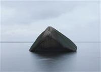 wandering rock, from rügen by per bak jensen