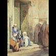souvenir du cairo by carl oscar borg