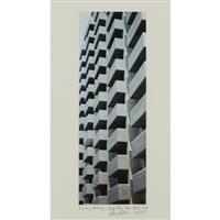 luxury housing, yorkville, new york, n.y. by dan graham