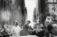 jfk and jackie, new york by cornell capa