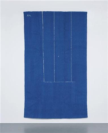 alberti suite (blue open) by robert motherwell