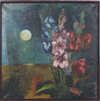 untitled (flowers) by peter chevalier