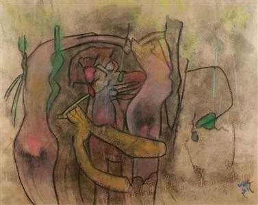artwork by roberto matta