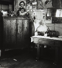 a miner's home, vicinity morgantown, west virginia, july by walker evans