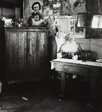 a miner's home, vicinity morgantown, west virginia, july by walker evans