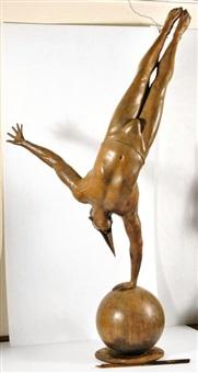 equilibrista by jorge marín