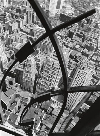 retrospective portfolio portfolio of 50 various sizes by berenice abbott