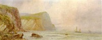figure on the coast by william henry earp