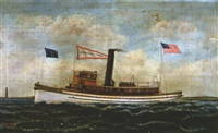 the sylvester l. ward by solon francis montecello badger