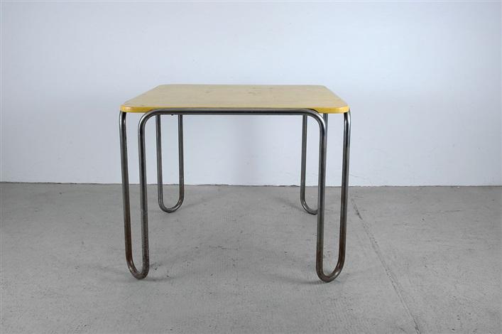 tisch b 10 by marcel breuer - Marcel Breuer Tisch