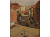 rue e. blémont à paris by andre rageade
