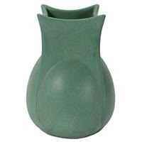 unusual teco vase, #268 by william bryce mundie