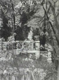 in the garden by harry spiers