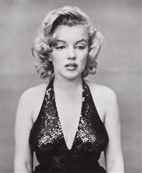 marilyn monroe, actress, new york city by richard avedon