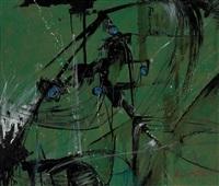 abstraction iv by 'abd al-hadi el-gazzar