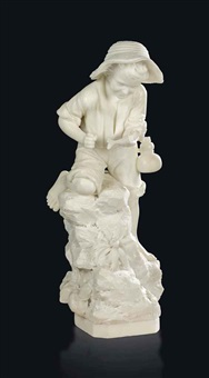 a fisherboy by pietro barzanti