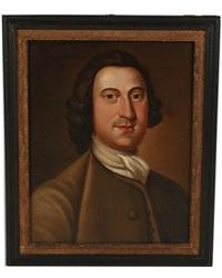 portrait of peter allen by john greenwood