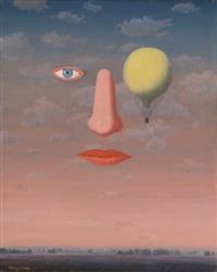 les belles relations by rené magritte