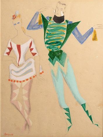 prince et la princesse by alexis paul arapov