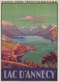 Lac d'Annecy, 1926–1926