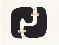 ibiza i * untitled #7 (2 works) by conrad marca-relli