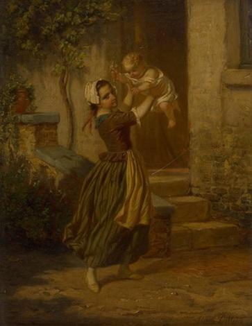jeux denfants by hendrick joseph dillens