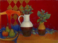 still life by georges akopian