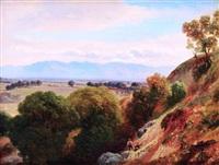 la plaine près de civitella en italie by jean-antoine-simeon fort