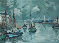 le port by fernand herbo