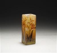 vase montbretias by henri bergé