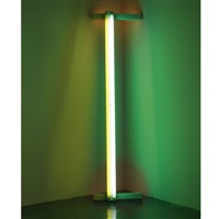 untitled (to pat and bob rohm) by dan flavin