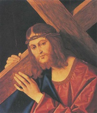 christ bearing the cross by vincenzo catena