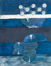 niebieska kompozycja by grzegorz (gregor) pabel