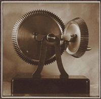 untitled (bevel gears) by willy otto zielke