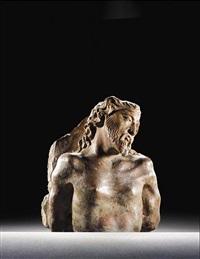 bust of christ by antonello gaggini